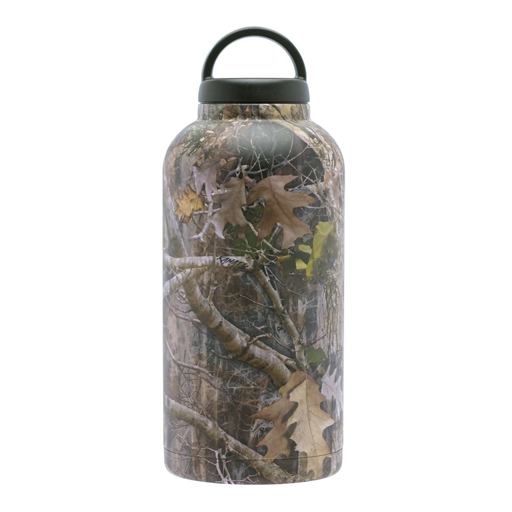 full color custom printed water bottle for hunting