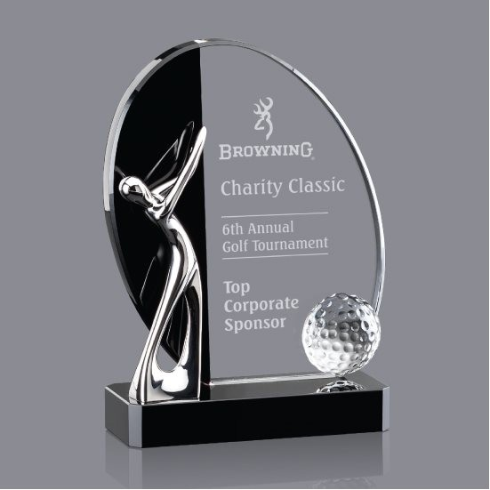 crystal-glass-golf-award