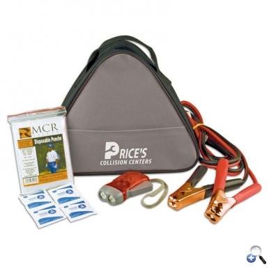 custom printed auto tool safety kit