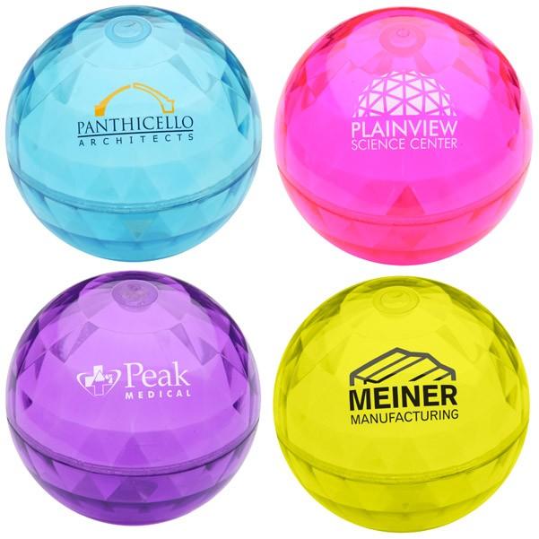 custom logo bouncing ball