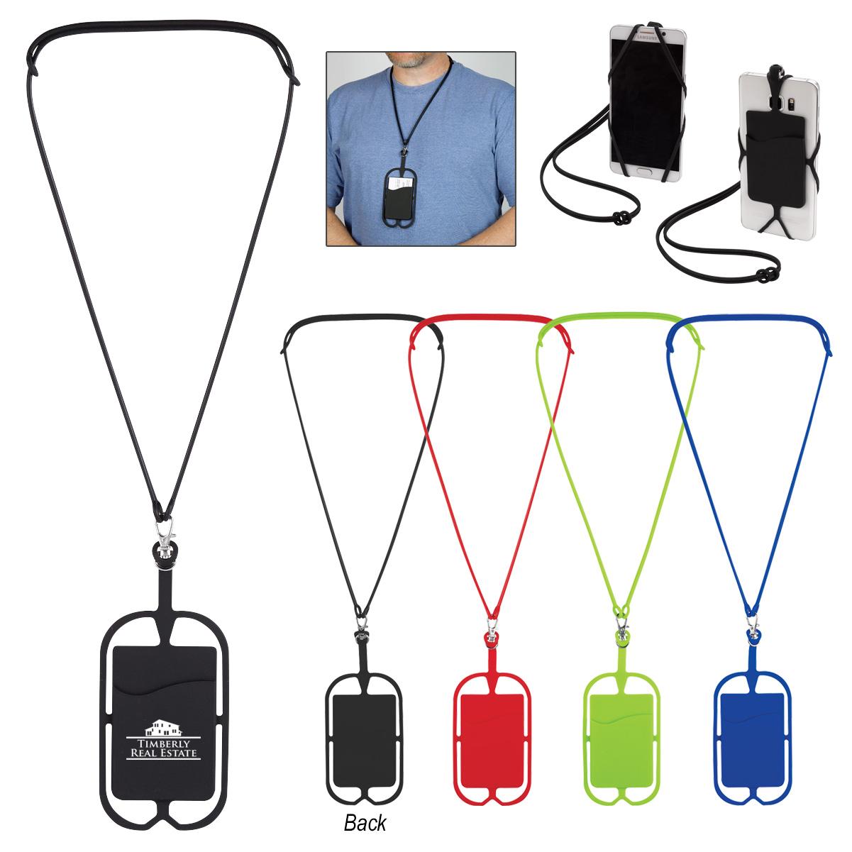 phone wallet- inexpensive- giveaway- local- tradeshow- eXpobranders