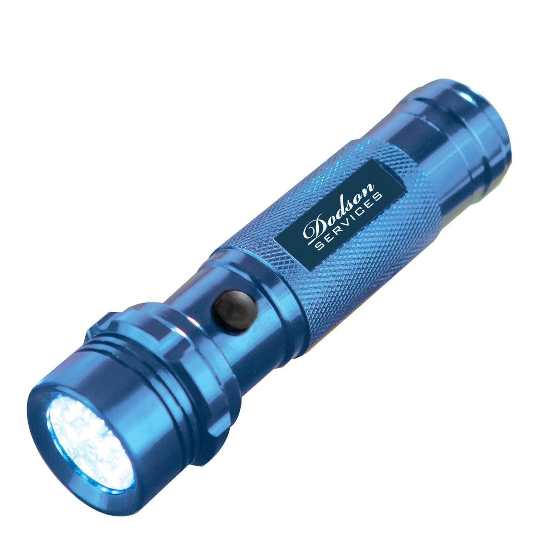 custom printed 14 led DuraLight flashlight
