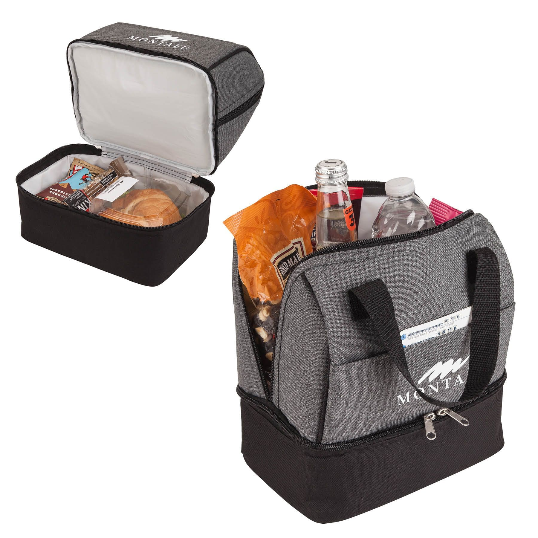 custom printed promotional lunch bags