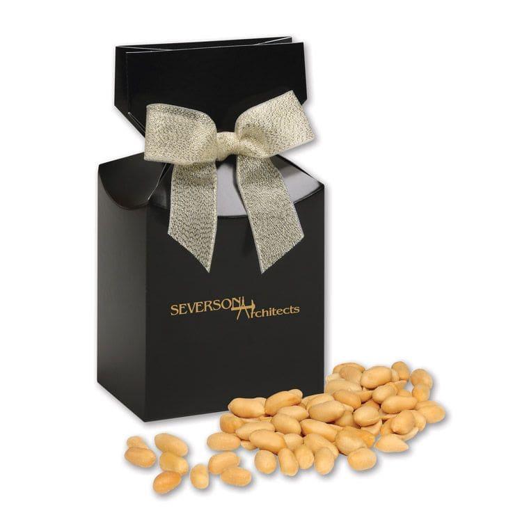 custom printed virginia peanuts in box