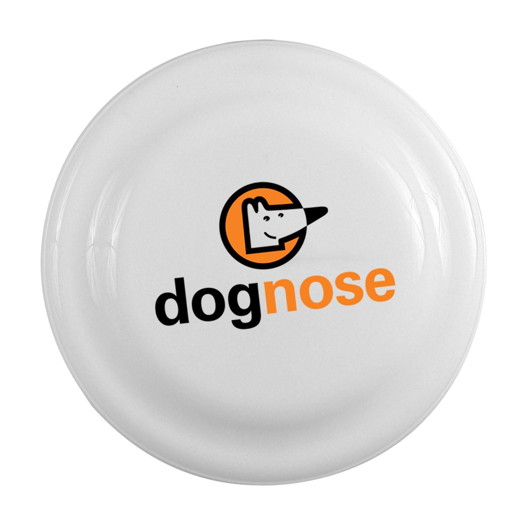 custom printed frisbee flyer