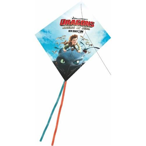 custom printed kite