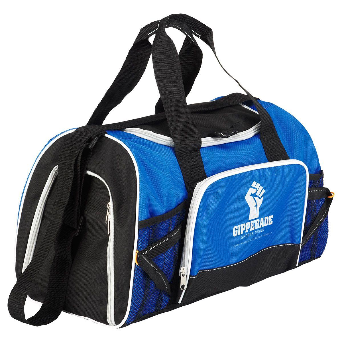 custom printed sports duffel bag