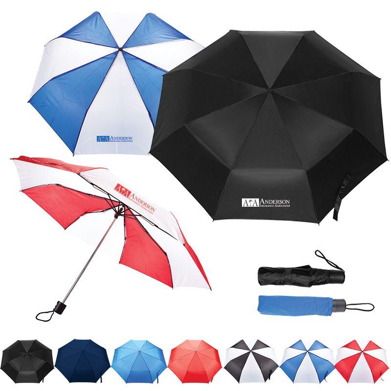 custom promotional budget folding umbrella