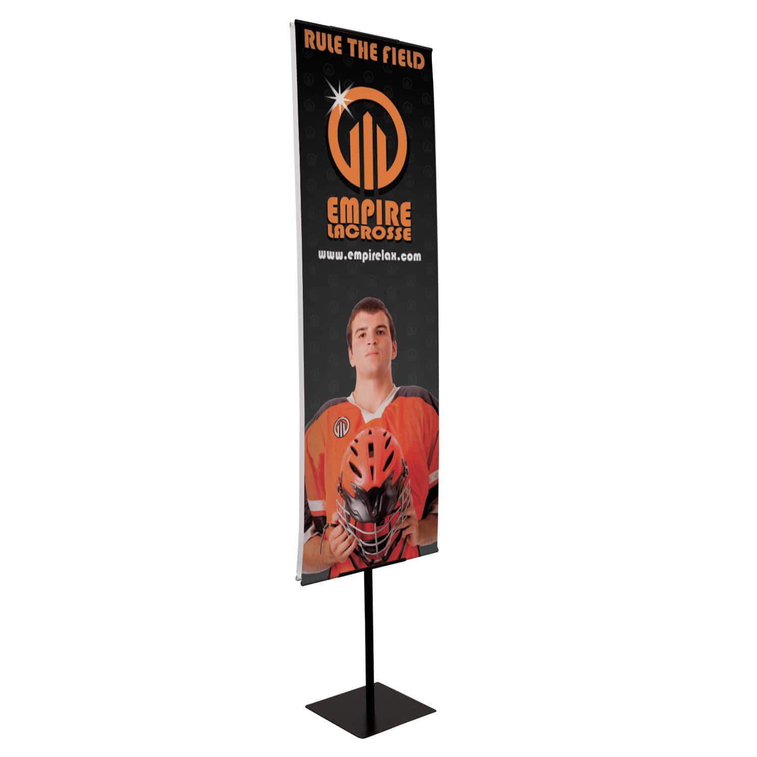 instant vinyl retractable banner stand