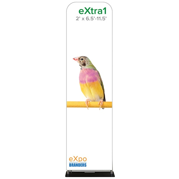 instant fabric banner stand VA DC NYC