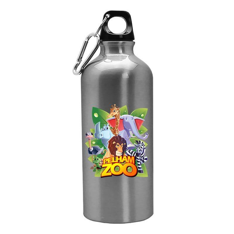 full color custom printed aluminum sport bottle
