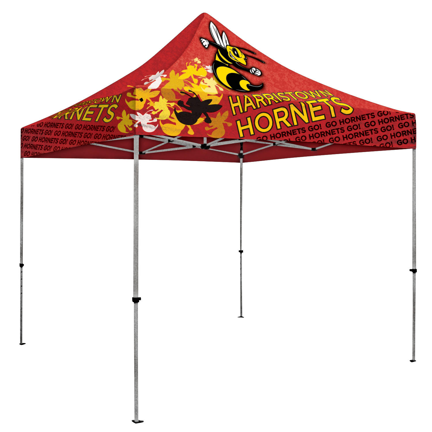 full-color-10ft-canopy-tent-kit-valance-local-display-outdoor-display-VA-DC-NY