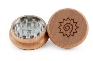 custom herb grinder
