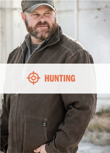 branded items for hunting industry dc ny md va