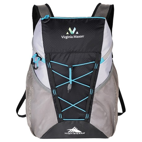 Custom Printed High Sierra Backpack