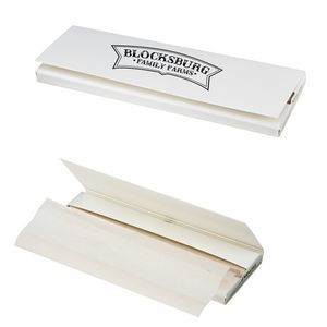custom printed rolling paper