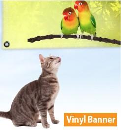 vinyl promotional banner printing DC NYC