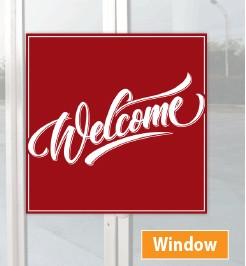 custom window adhesive DC NYC
