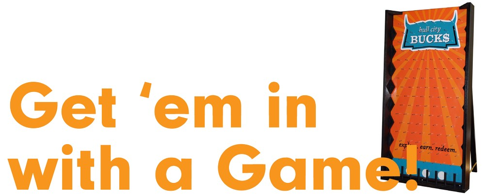 Top 5 Games to Attract People to Your Booth